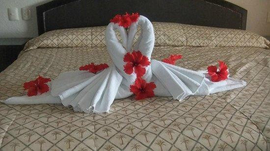 Hotel Posada Del Mar: Cleaner did a great work!