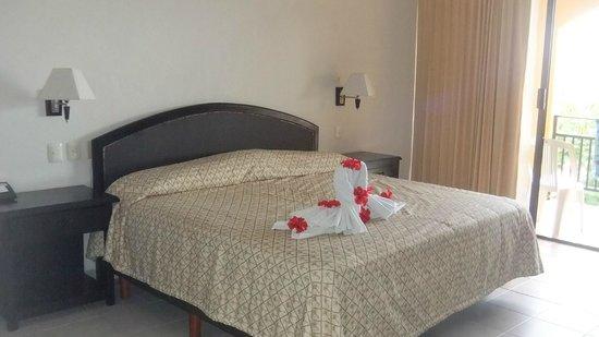 Hotel Posada Del Mar: bedroom