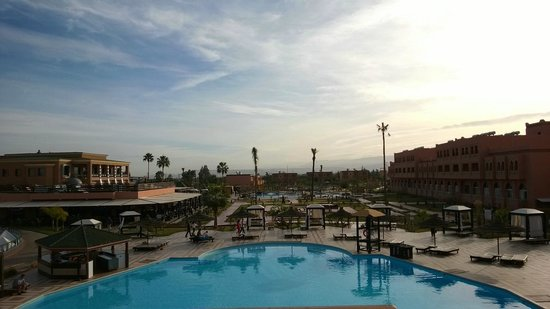 Be Live Family Aqua Fun Marrakech: pools
