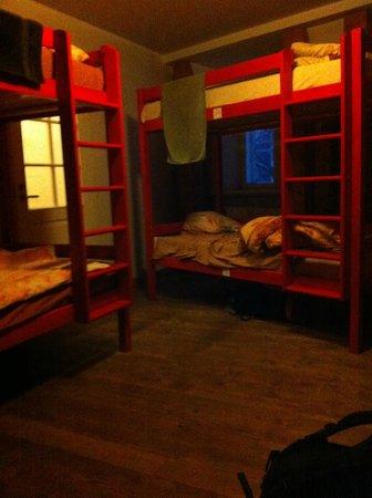 Tallinn Backpackers: room on 2nd floor