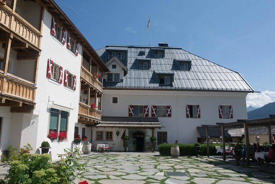 Schloss Mittersill: castle