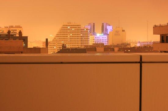 Hotel Valencia Center: вид с крыши