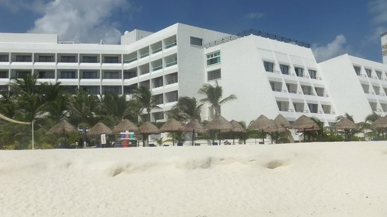 Flamingo Cancun Resort: Hotel Flamingo