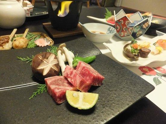 Nishikien: お料理