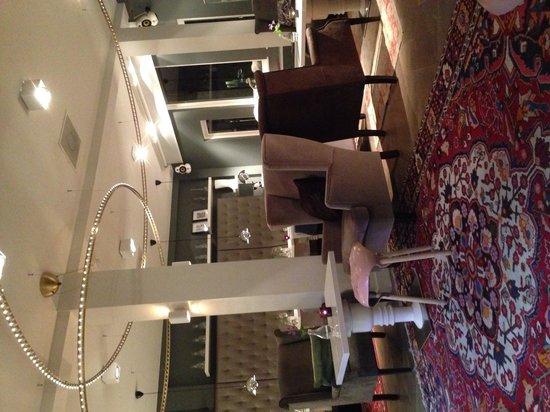 Hotel JL No76 : Salon/espace petit déjeuner