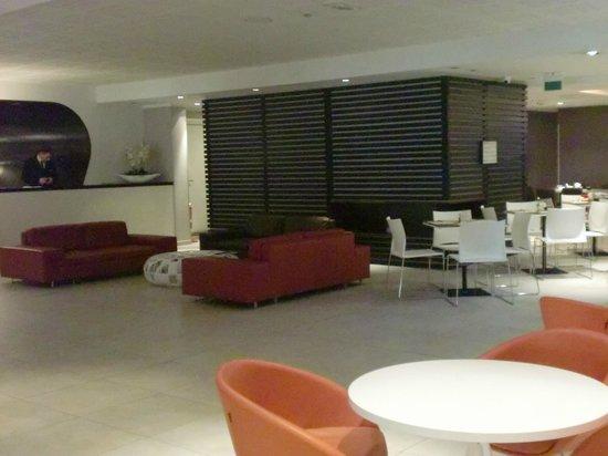 Hotel Rome Pisana: hall-reception