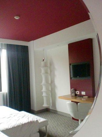 Hotel Rome Pisana: particolare