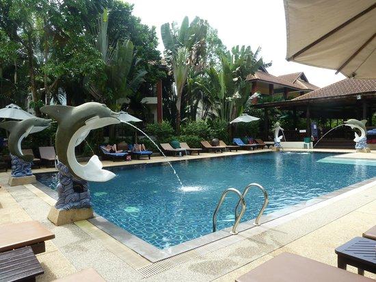 Khaolak Countryside Resort & Spa: Pool