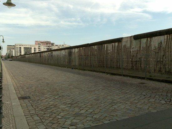 Gedenkstätte Berliner Mauer: Memorial del Muro de Berlín