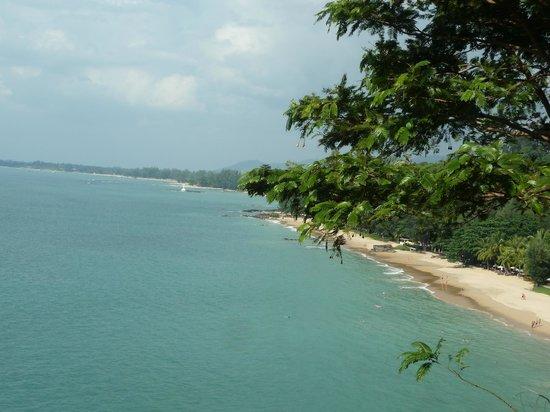 Khaolak Countryside Resort & Spa: Strand