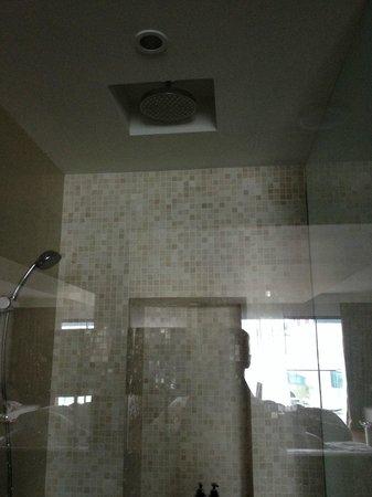 Phuket Graceland Resort & Spa: amazing shower!
