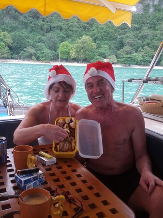Nautiness Sailing: Frohe Weihnachten auf der Nautiness II