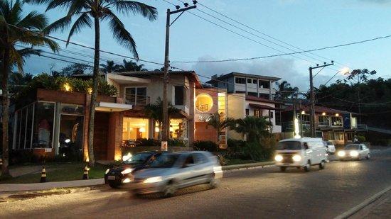 Abayomi Hotel: Foto da fachada frontal
