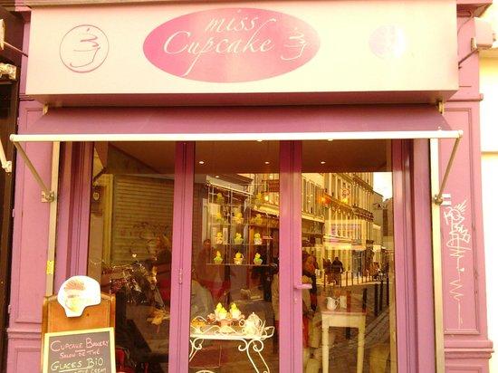 Miss cupcake: Montmartre