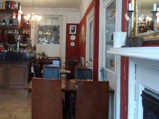 Callander Meadows Restaurant : Coffee Visit : November 2013