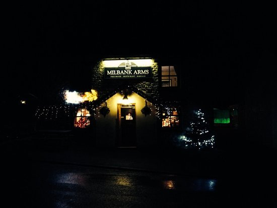 ‪‪The Milbank Arms‬: So lovely and Christmassy :)‬