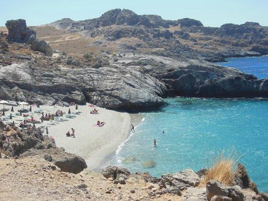 Plakias, Greece: Ammoudi Beach