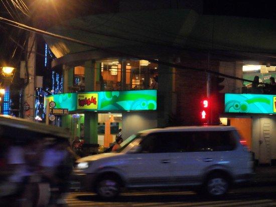 NagaLand Hotel: Resto