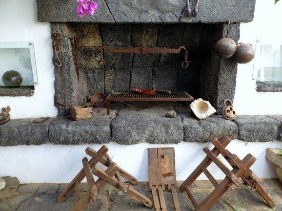 Im hof foto van casa museo cesar manrique haria - Casa museo cesar manrique ...