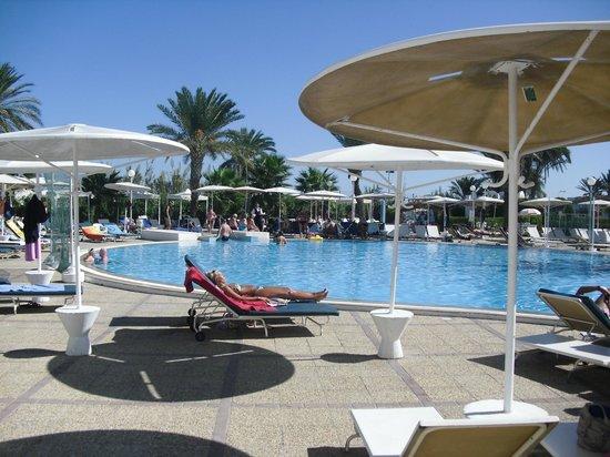 El Mouradi Port El Kantaoui : Great hotel pool
