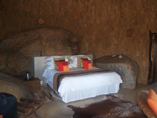 Naries Namakwa Retreat: sehr bequem