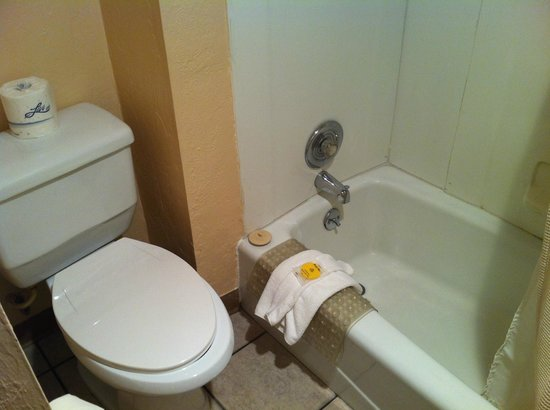 Carmel Resort Inn: banheiro