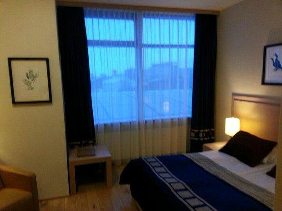Grand Hotel Reykjavik: bedroom