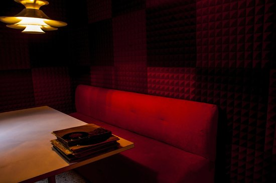 Vibes Music Hotel: Rec Room