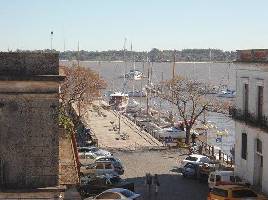 Hotel Posada del Virrey: Vista desde la terraza