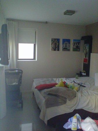 Hotel Sol de Piedra : Dormitorio