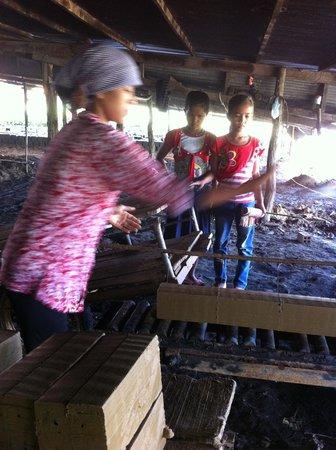 Bamboo Train: Battambang16