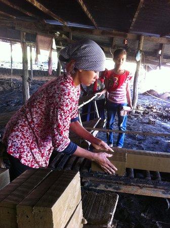Bamboo Train: Battambang17