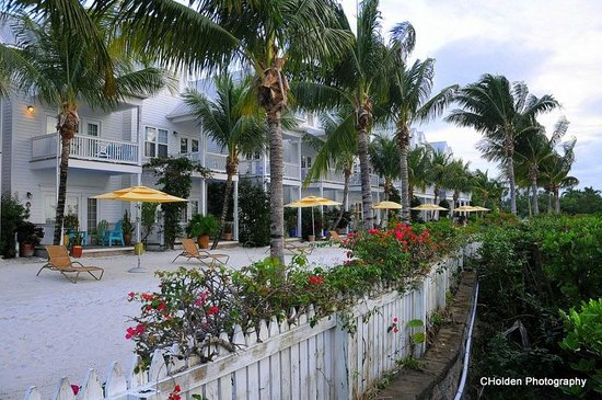 Parrot Key Hotel and Resort: Resort grounds