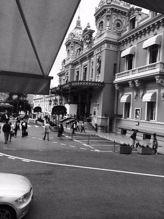 Hotel de Paris Monte-Carlo: Casino Across the street