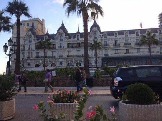 Hotel de Paris Monte-Carlo: Hotel Exterior . Palacial Facade