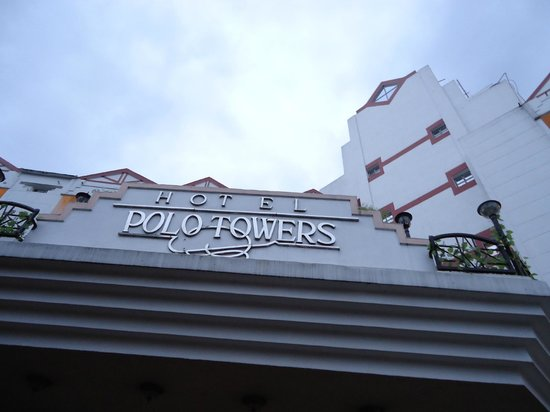 Hotel Polo Towers: Exterior