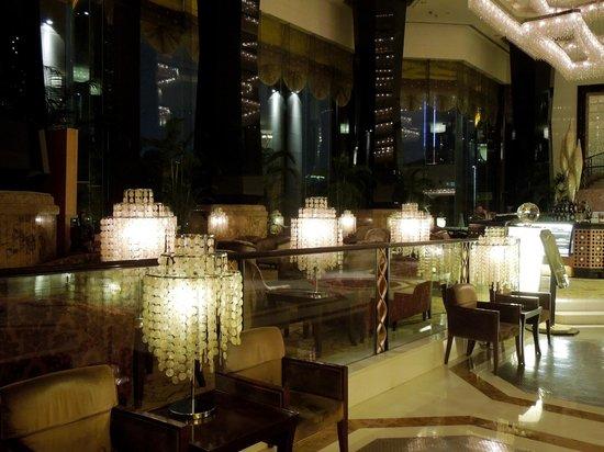 Holiday Inn Changzhou Wujin: The lobby
