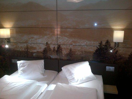Hotel Innsbruck: Camera 211