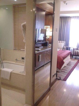 ITC Maurya, New Delhi : View of Bathroom