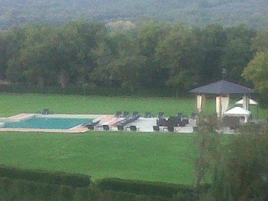 Relais Badia di Campoleone: Piscina - nov 2013