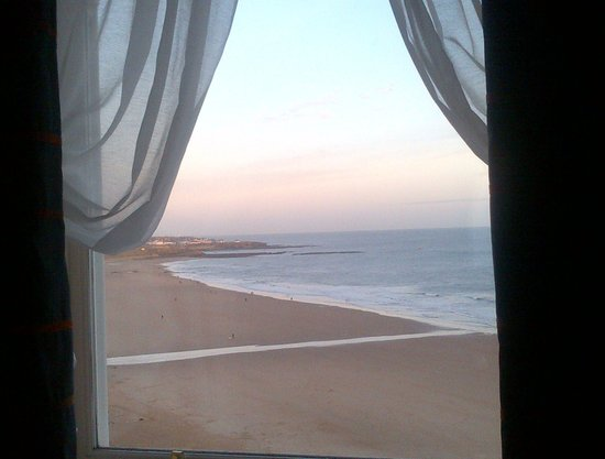 grand hotel tynemouth: pic from room