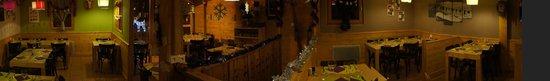 Les Flocons : panoramique