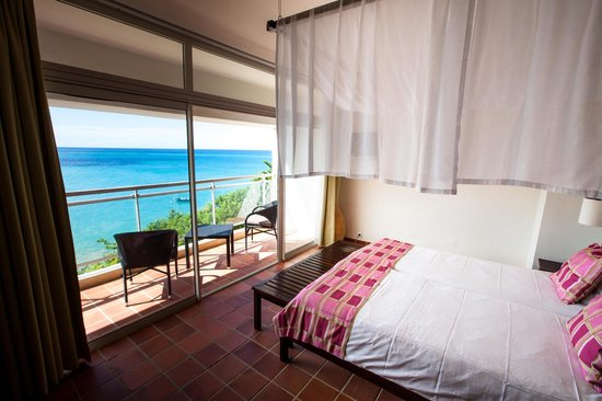 Langley Resort Hotel Fort Royal Guadeloupe : Room Sea View with balcony