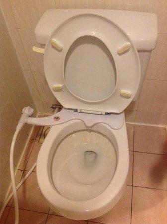 Swiss-Garden Beach Resort Damai Laut: toilet bowl