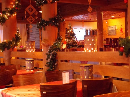 Lapland Hotel Pallas : Dining room