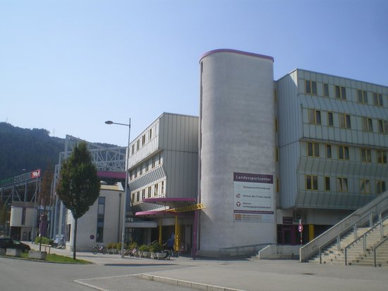 Olympiaworld-Landessportcenter : Olympiaworld Landessportcenter