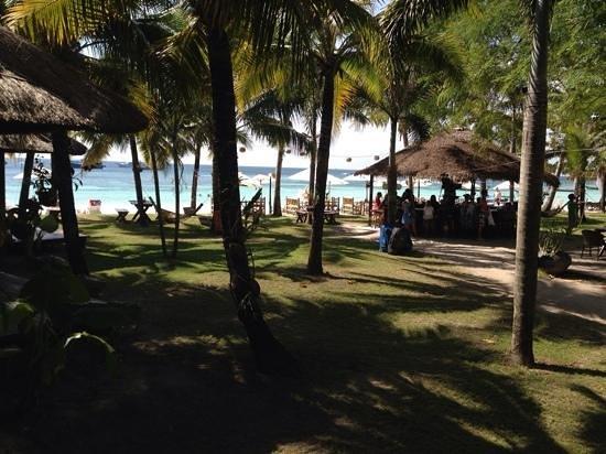 Mali Resort Pattaya Beach Koh Lipe: the grounds
