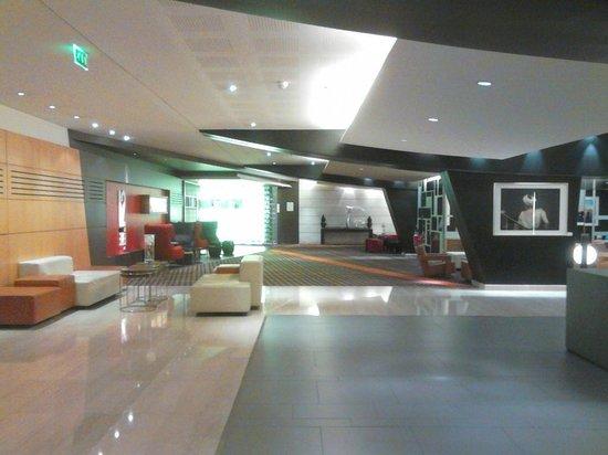 Pullman Paris Centre - Bercy: Lobby