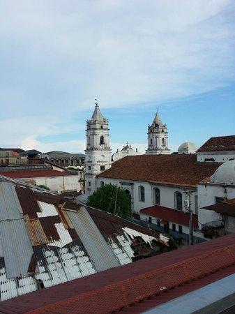 Tantalo Hotel / Kitchen / Roofbar: CATEDRAL DE PANAMA, CASO ANTIGUO
