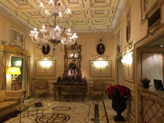 Hotel Splendide Royal : guest room